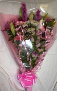 Mothers Day Traditional Flower Bouquet