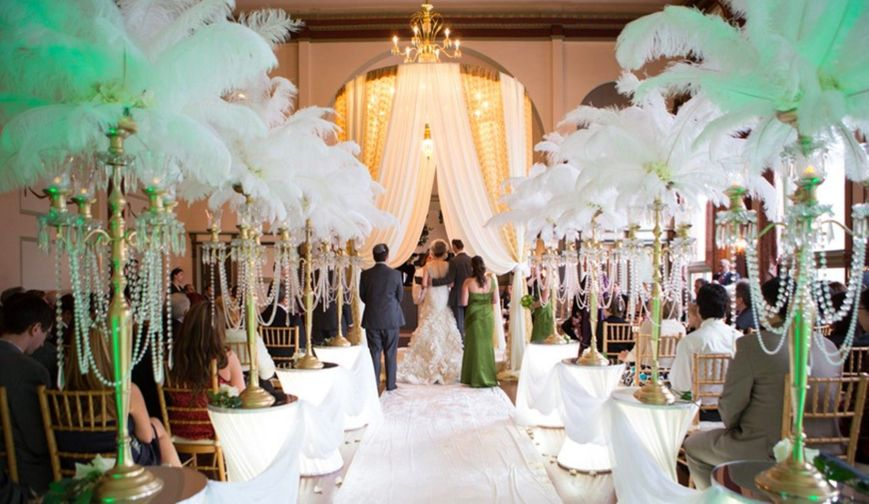 Luxury Wedding Planner Service